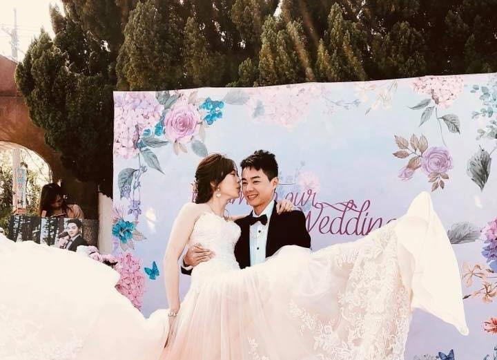 麋鹿小姐 婚禮背板出租 台北婚禮背板租借 |花想世界