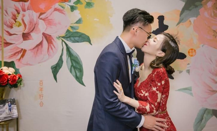 麋鹿小姐 婚禮背板出租l 浮花茜影