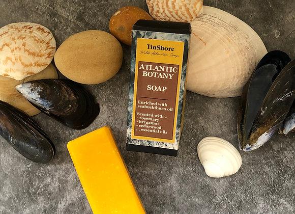 Atlantic Botany - small soap