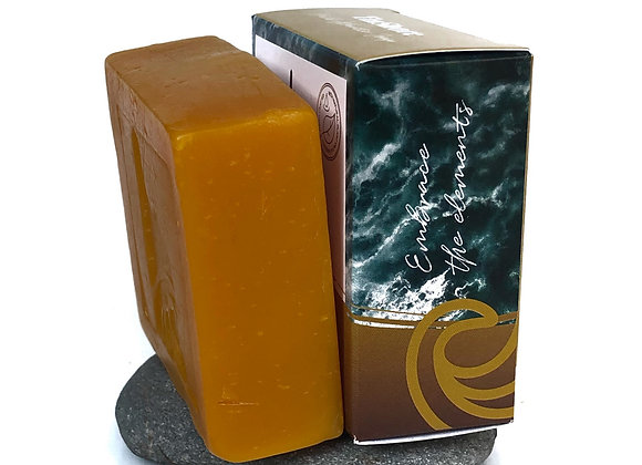 Atlantic Botany - hand and body cleansing soap