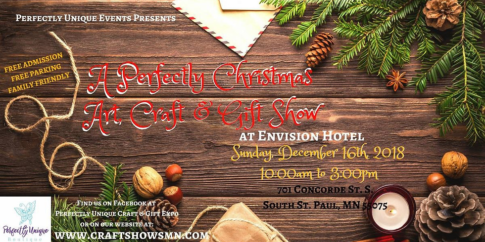 A Perfectly Christmas Art, Craft and Gift Show