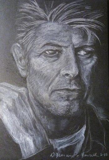 Mature Bowie
