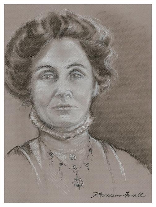 Emmaline Pankhurst