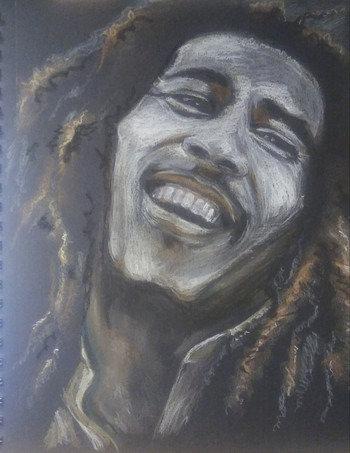 Marley (blk background)