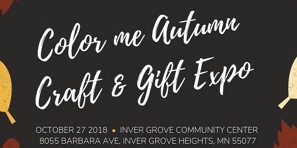 Color Me Autumn Craft and Gift Expo