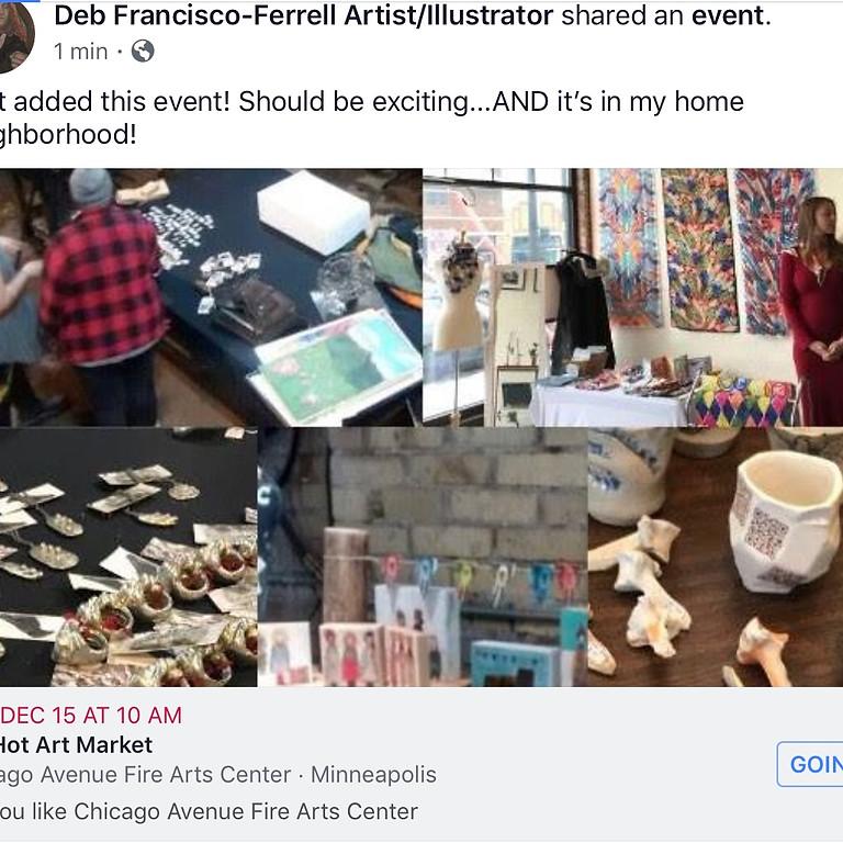 RedHot Art Market