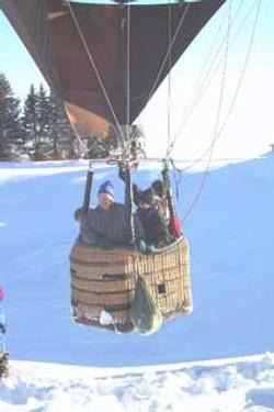 Hudson Hot Air Affair 2006
