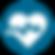 Small heartbeat icon