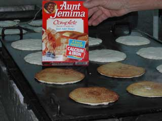 Chili Feed Pancake Breakfast 2004