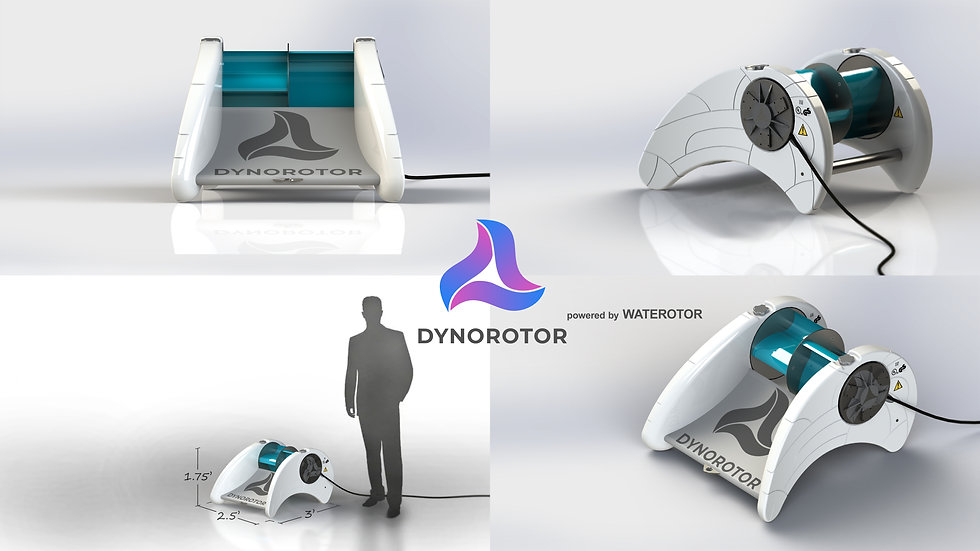 DynoRotor 275 watts All Views March 2020