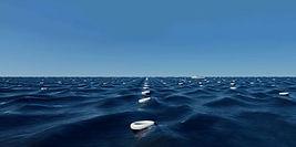 DynoRotor Wave Energy Donut Ocean Cluste