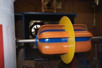 Magenn Power Wind Tunnel Model