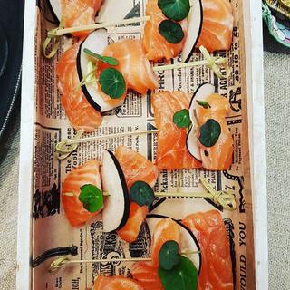 #gravelax #salmon #faitmaison #healthyfo