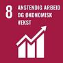 FNs bærekraftsmål 8