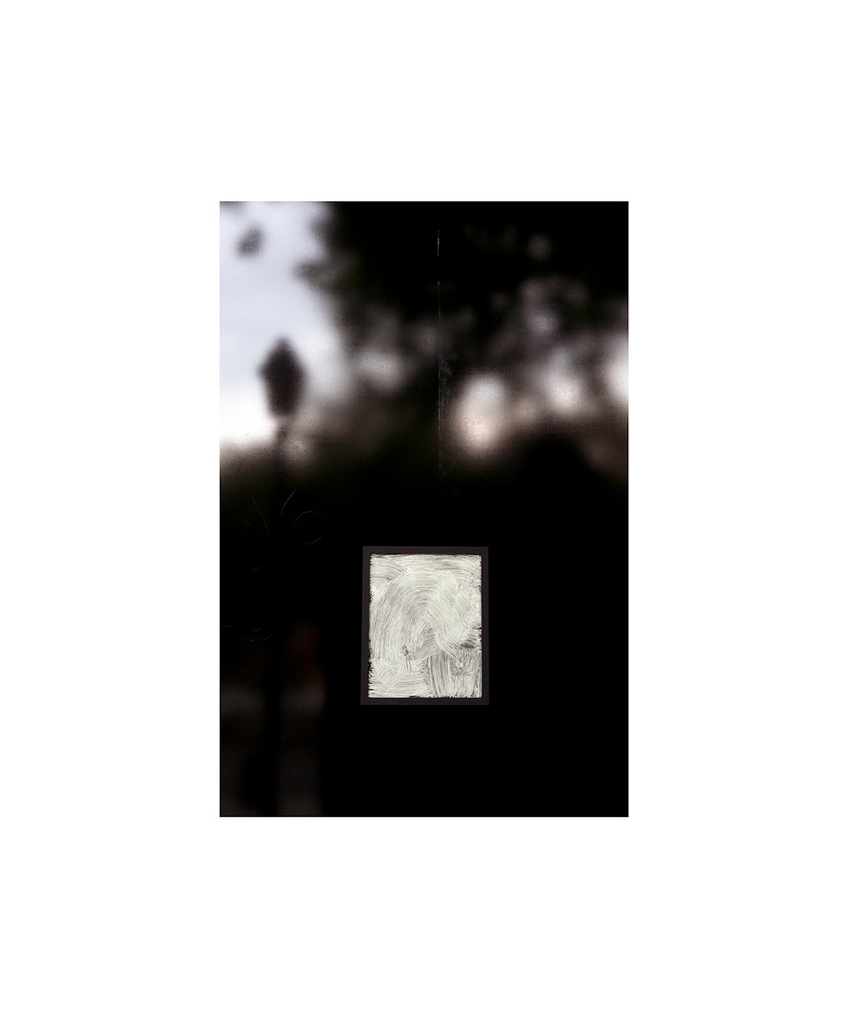 white window paris