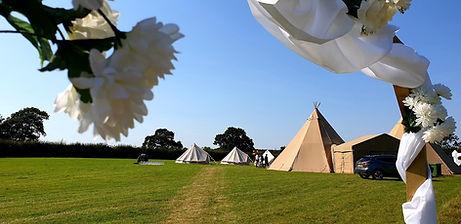 Tipi / Bell tents