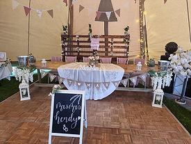 Tipi - Wedding - Rustic