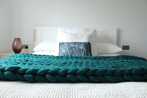 Wool Blanket - medium