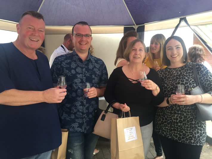 LaZouch Cellars Gin Festival 2017