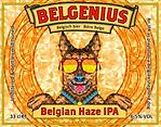 Belgenius Belgian Haze 6.5% (Word Screen