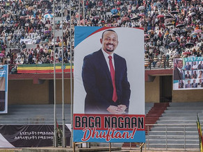 Ethiopia's Abiy Ahmed sworn in amid dissenting voices