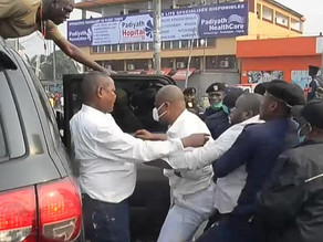 DRC opposition leader Fayulu demands probe after rally brutally dispersed