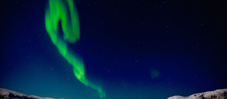 Chasing the northern Lights ~ Tromsø