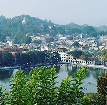 Kandy's view point