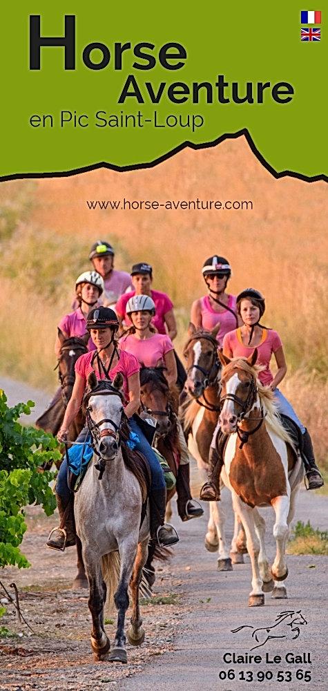 flyer horse aventure