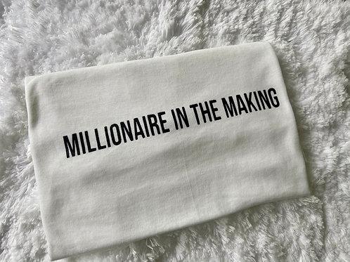 """Millionaire Mindset"" T Shirt"