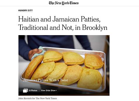 New York Times Branch Patty