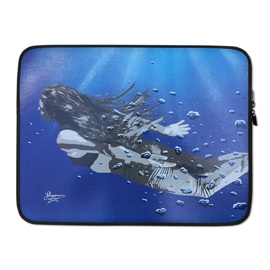 Laptop Sleeve - Serenity by Johnman