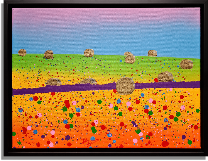 Fields of Gold (Small 30x40cm)