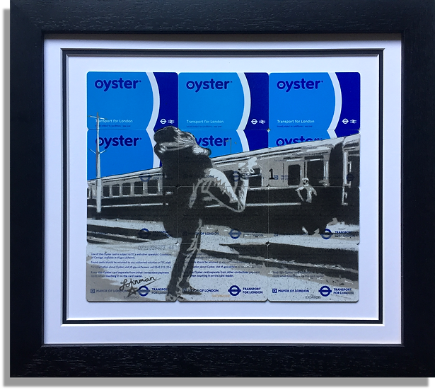 Together Again (Oyster Card Edition, Reflected)