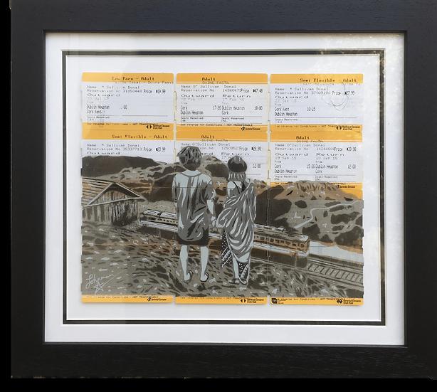 A Cherished Adventure (Irish Rail Edition)