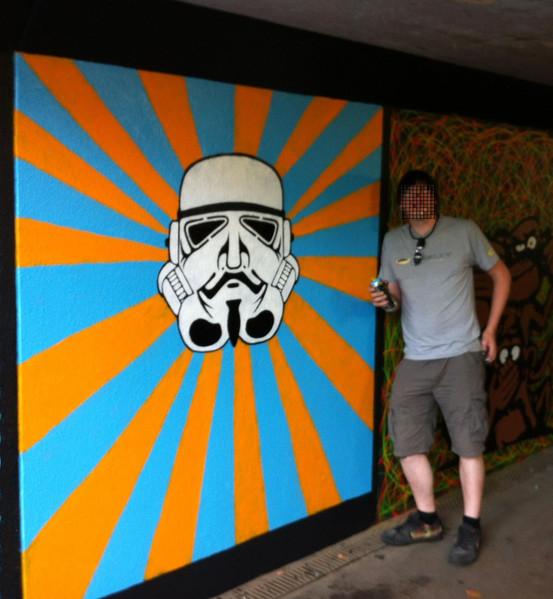 Johnman Two Bridges Paint Jam 2012
