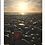 Johnman Seascape Photography Giclee Print with Heart Stone Pebble on the Beach at Sunrise