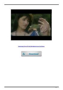 Download Uff Yeh Mohabbat Part 2 Full Movie Free Online