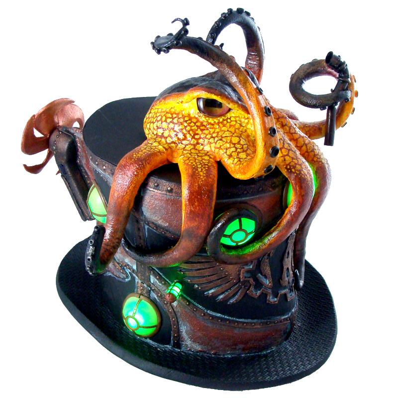 Kraken Top Hat Nicole Taylor