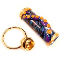 Tentacle Keychain