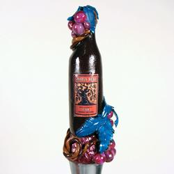 Gnarly Head wine bottle