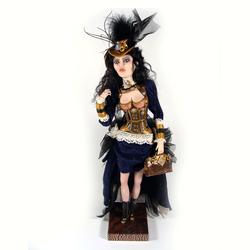 Steampunk Art Doll