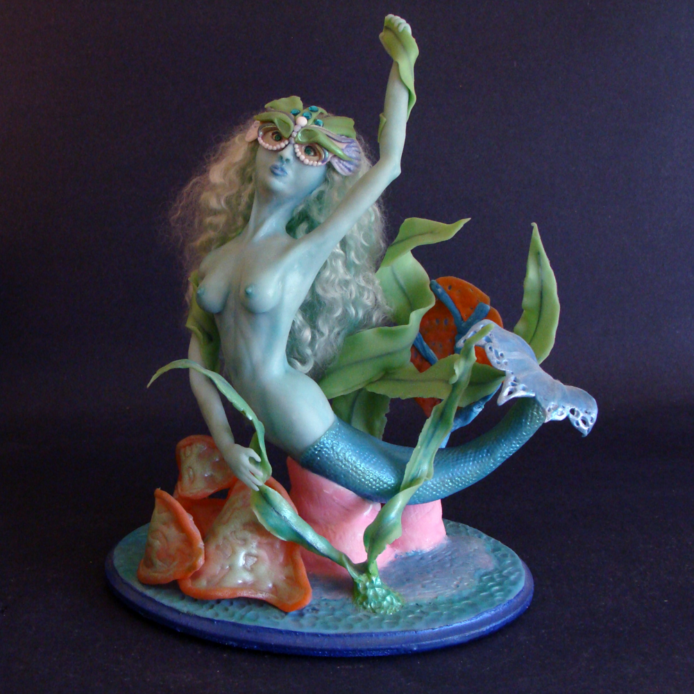 Saerwen the Mermaid