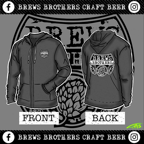 Brews Brother's - Unisex - Charcoal