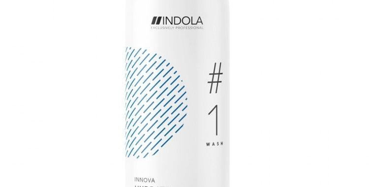 Увлажняющий шампунь Indola Hydrate Shampoo 300 мл.