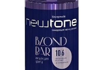 HC Newtone 10/6 Тонирующая маска светлый блондин фиолетовый