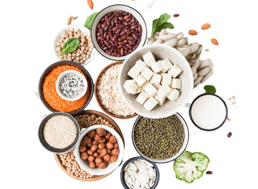 PROTEIN SOURCES AND BENEFITS