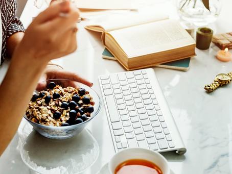 MINDFUL EATING BENEFITS FOR BETTER DIGESTION