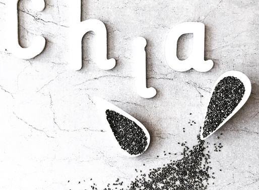 13 REASONS TO EAT CHIA SEEDS