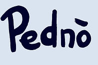 pedno artist logo paintings